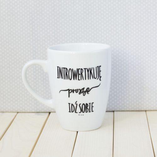 Kubek Dla Introwertyka